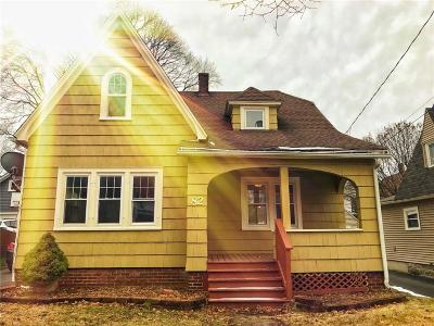 Jamestown Single Family Home A-Active: 82 Lakin Avenue