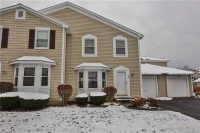 Webster NY Condo/Townhouse A-Active: $124,900