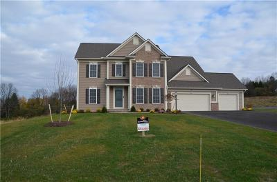Pittsford Single Family Home A-Active: 38 Coventry Ridge