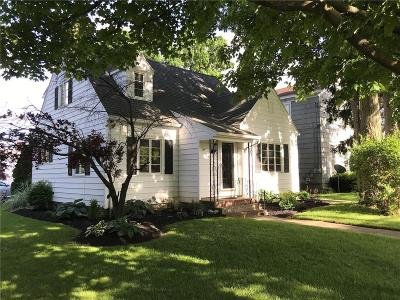 Genesee County Single Family Home U-Under Contract: 159 Jackson Street
