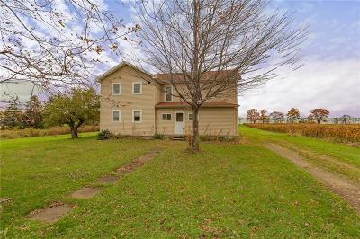 Chautauqua County Single Family Home Sold: 10354 W Lake (Route 5) Road