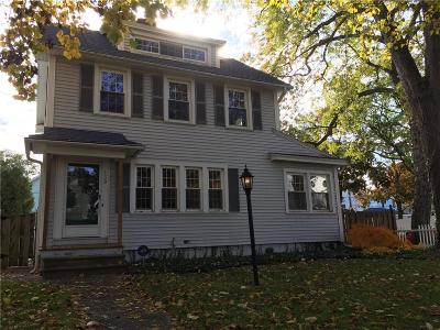 Rochester NY Single Family Home A-Active: $135,000