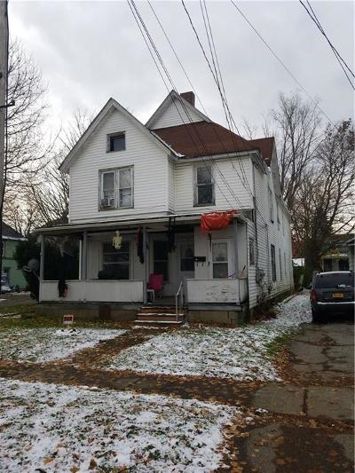 Multi Family 2-4 A-Active: 11 East Falconer Street East