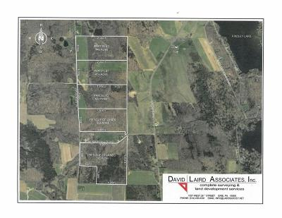 Chautauqua County Residential Lots & Land A-Active: West Mina Road