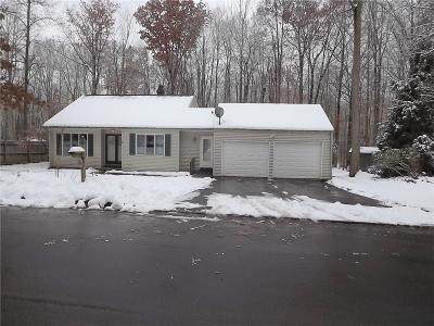Jamestown NY Single Family Home A-Active: $134,900