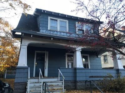 Jamestown NY Single Family Home A-Active: $12,600