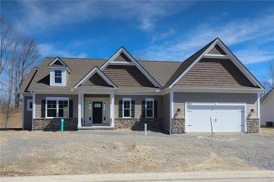 Canandaigua NY Single Family Home A-Active: $364,800