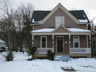 Single Family Home A-Active: 409 East Miller Street