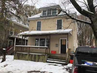 Jamestown NY Single Family Home A-Active: $15,000