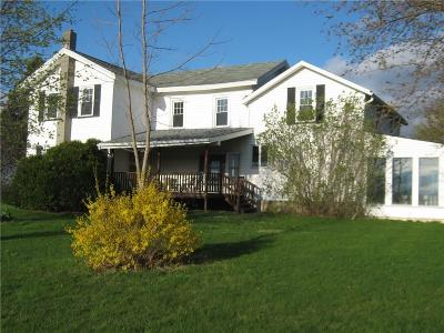 Mount Morris NY Single Family Home A-Active: $169,000