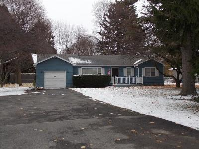 Penfield Single Family Home A-Active: 1568 Scribner Road