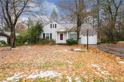 Pittsford Single Family Home A-Active: 54 Crestline Road