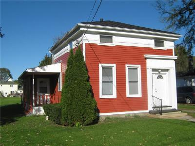 Dansville NY Single Family Home A-Active: $87,000