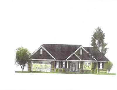 Victor Single Family Home A-Active: 00 Sunset Manor Lot #4
