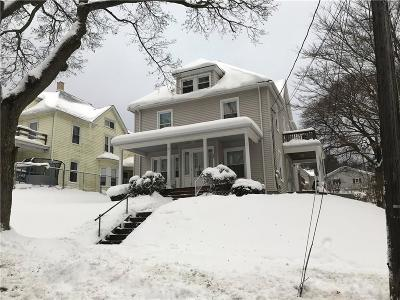 Jamestown NY Multi Family 2-4 A-Active: $59,900