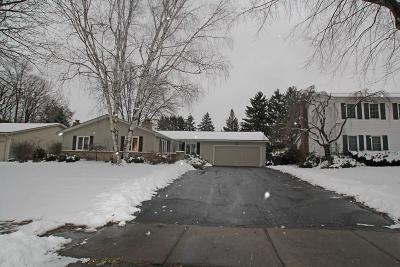 Rochester Single Family Home U-Under Contract: 90 Cider Creek Lane