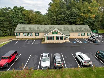 Jamestown Commercial Lease A-Active: 42 Dunham Avenue