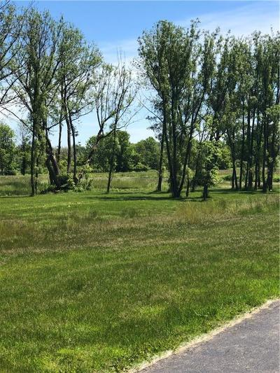 Monroe County Residential Lots & Land A-Active: 2745b Penfield Road
