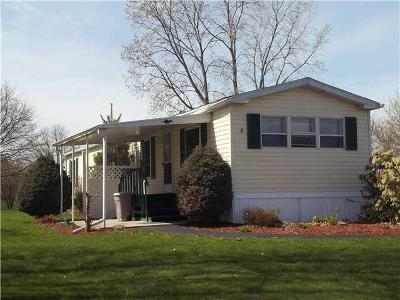 Waterloo, Geneva-city, Seneca Falls, Geneva-town Single Family Home A-Active: 3 Arrowhead Drive