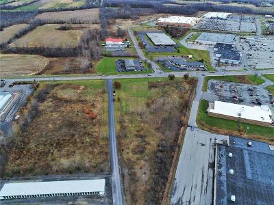 Canandaigua, Canandaigua-city, Canandaigua-town Residential Lots & Land A-Active: 3110 County Road 10 Road