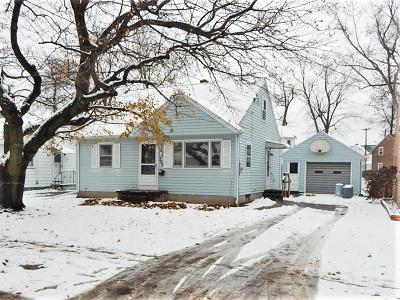 East Rochester Single Family Home U-Under Contract: 265 West Ivy Street