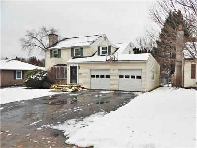 East Rochester Single Family Home A-Active: 229 East Hickory Street