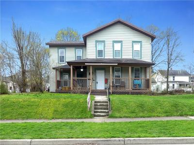 Jamestown Single Family Home A-Active: 149 McKinley Avenue