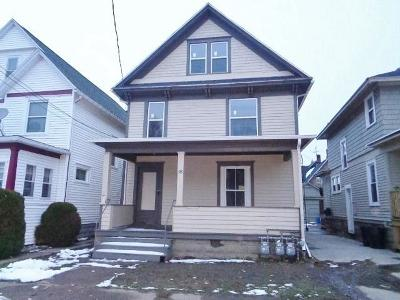 Dunkirk Multi Family 2-4 A-Active: 98 Lincoln Avenue