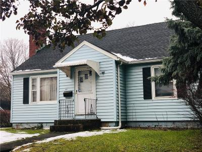 Rochester Single Family Home U-Under Contract: 1575 North Goodman Street