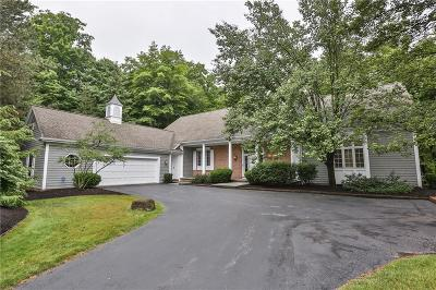 Monroe County Single Family Home C-Continue Show: 54 Woodbury Place #PVT