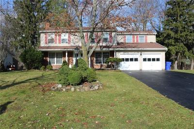 Monroe County Single Family Home U-Under Contract: 169 Hollybrook Road