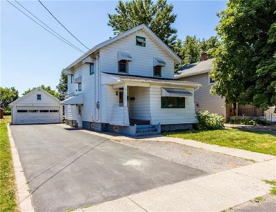 Genesee County Single Family Home U-Under Contract: 16 Orchard Street