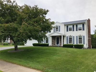 Rochester Single Family Home C-Continue Show: 129 Orchard Creek Circle