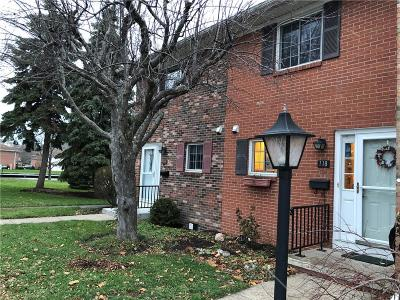 Canandaigua, Canandaigua-city, Canandaigua-town Condo/Townhouse A-Active: 118 Holiday Harbour