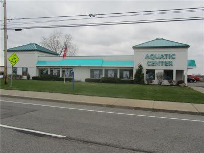 Monroe County Commercial A-Active: 2725 East Henrietta Road
