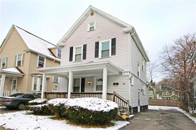 Monroe County Single Family Home U-Under Contract: 34 Forester Street