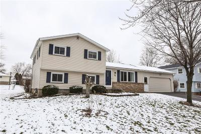 Rochester Single Family Home A-Active: 39 Davy Drive