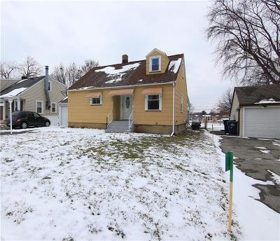 Rochester Single Family Home A-Active: 225 Ridgecrest Road