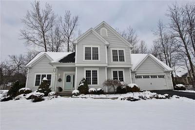 Monroe County Single Family Home U-Under Contract: 26 Ashland Oaks Circle