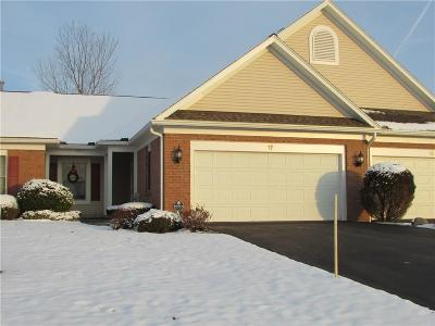 Penfield Condo/Townhouse A-Active: 17 Granite Drive