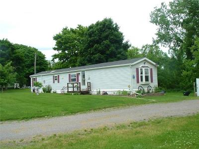 Single Family Home A-Active: 3471 Batavia-Oakfield Townline Road