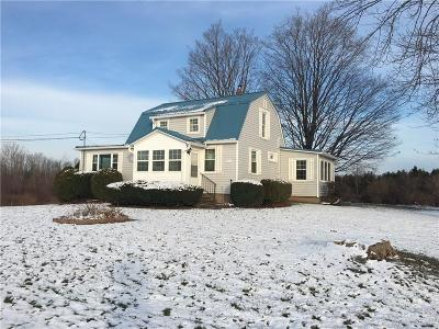 Orleans County Single Family Home A-Active: 2711 Transit Road