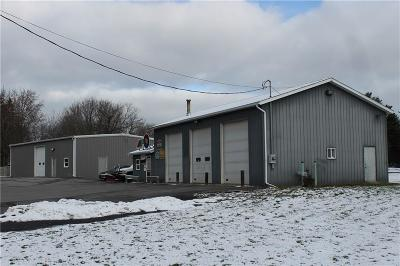 Monroe County Commercial A-Active: 1468 Lake Road West