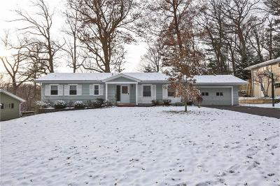 Rochester Single Family Home A-Active: 49 Burrows Hills Drive