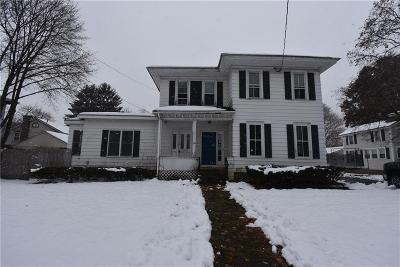 Single Family Home A-Active: 133 Williams Street