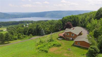 Ontario County Single Family Home A-Active: 5860 Eagles Nest Drive