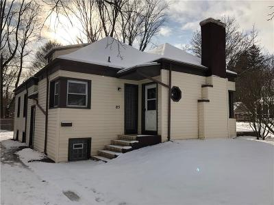 Rochester Single Family Home A-Active: 85 Lyndale Drive