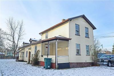 Monroe County Multi Family 2-4 A-Active: 619 Glide Street