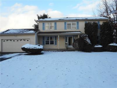 Pittsford Single Family Home A-Active: 60 Colleen Way