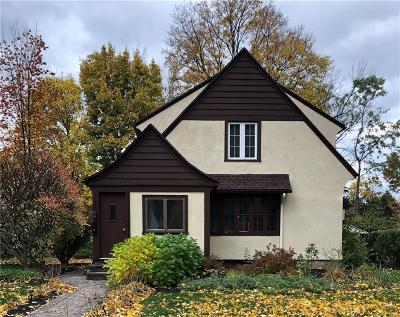 Rochester Single Family Home A-Active: 170 Greenaway Road